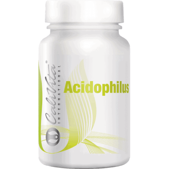 Acidophilus with Psyllium – 100 capsule