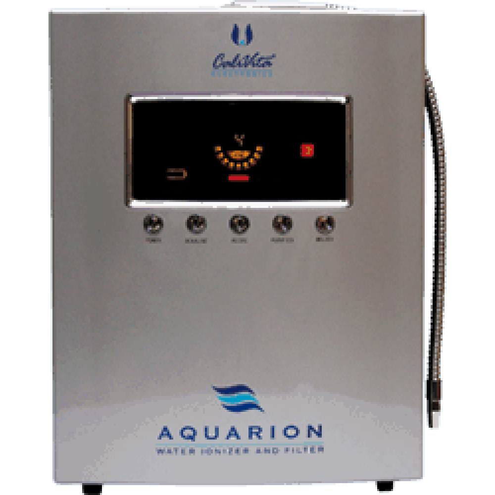 Aquarion Calivita ionizator de apa-water ionizer and filter