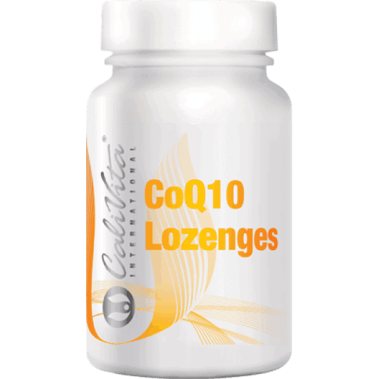 Coenzima Q10 Lozenges (30 tablete sublinguale)