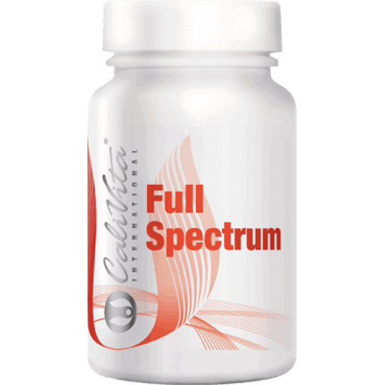 Full Spectrum, Complex de Vitamine şi Minerale – 90 tablete