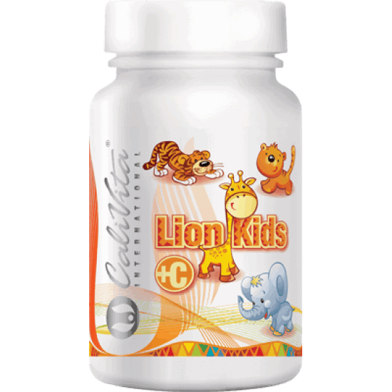 Lion Kids C (90 tablete masticabile)