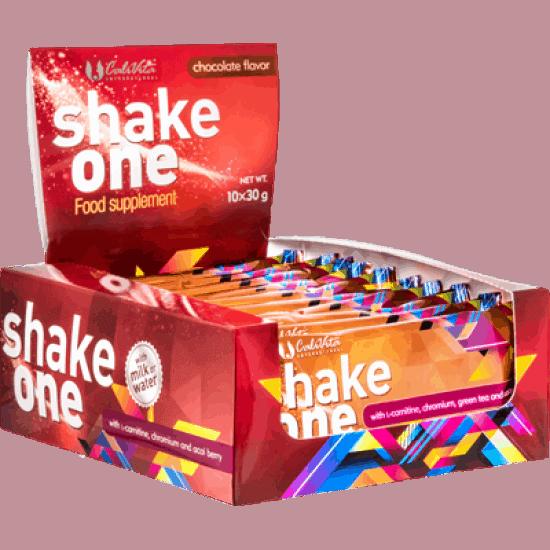Shake One Chocolate – cutie (10 buc x 30 g)