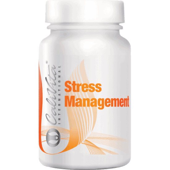 Stress Management B Complex – 100 tablete