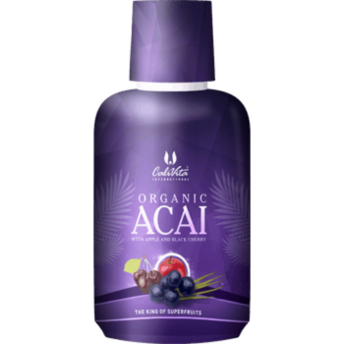Acai Organic CaliVita – Regele fructelor