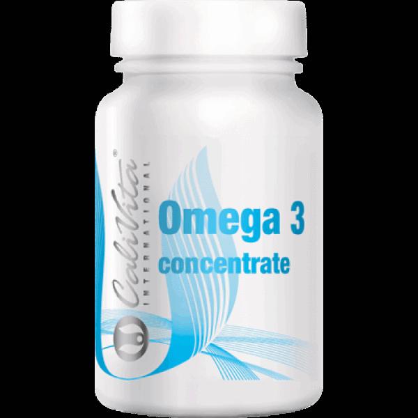 Omega 3 Concentrate (100 capsule-gelatinoase)