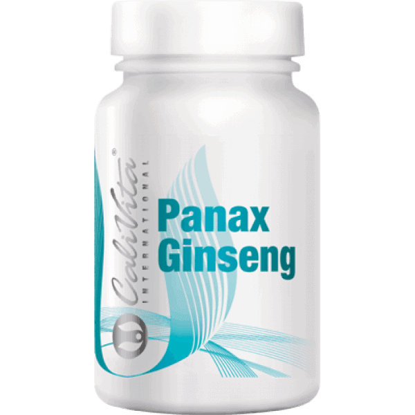 Panax Ginseng (100 tablete) Calivita